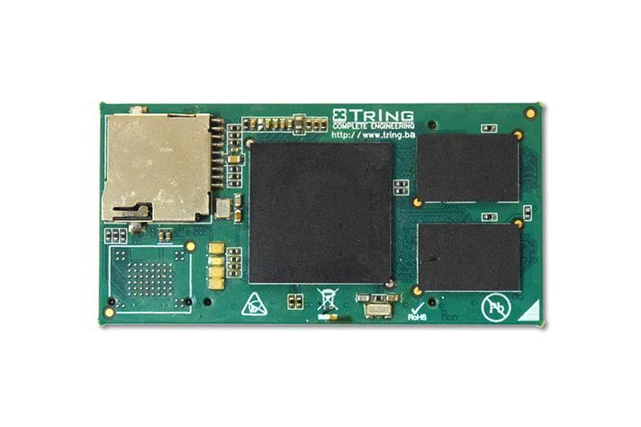 Craidd SOM - ARM Cortex A7 DualCore
