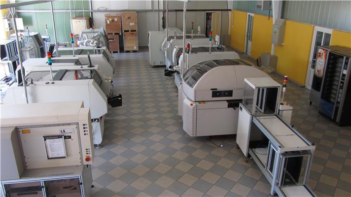SMT/PCBA montaža elektronskih komponenti