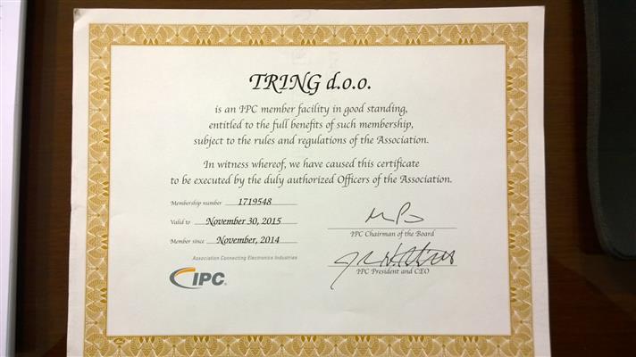 Članstvo u IPC