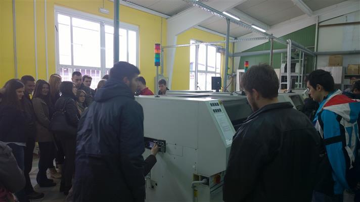 Posjeta studenata Elektro-tehničkog fakulteta Sarajevo
